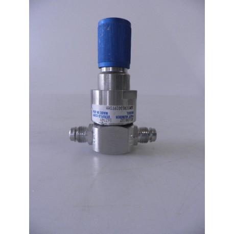 PRESSURE REGULATOR VERIFLO / PARKER SQMICRO302PFSMM