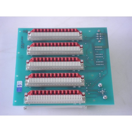 ASSEMBLY PCB, CONTROLLER BACKPLANE 0100-20454