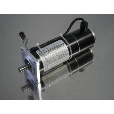 BRUSHLESS MOTOR PACIFIC SCIENTIFIC R22GMNA-NP-NS-NV-03