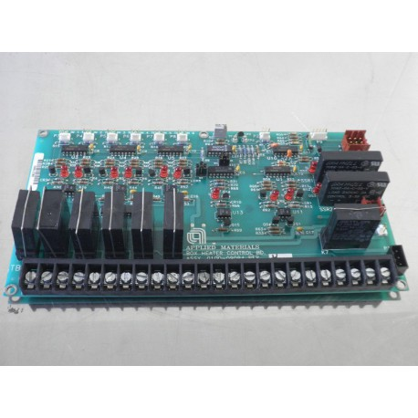 PCB ASSY TEOS HEATER CONTROL